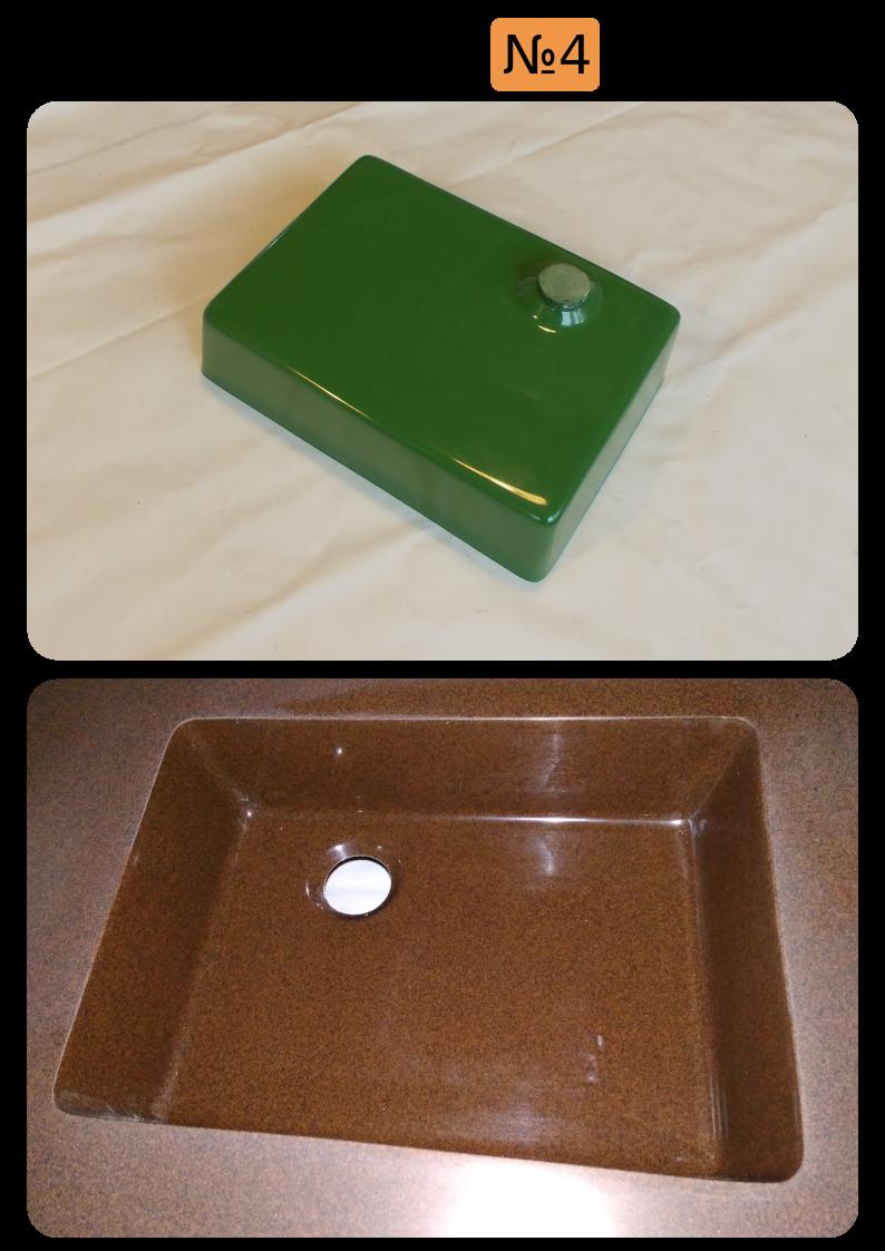 Мойка для ванной №4